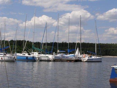 """Port jachtowy """"Latający Holender"""""""
