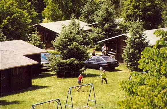 Ośrodek Borki -domki
